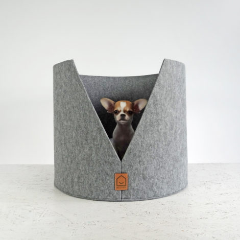 , DOG OR CAT BED GOOD MORNING - dog good morning2 470x470