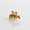 figuren, porzellan_und_keramik, wohnen, GOLDENES GLÜCKSSCHWEINCHEN FIGUR - swinka 1 100x100