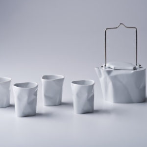 , modus_bent_tea_set_white - modus bent tea set white 300x300