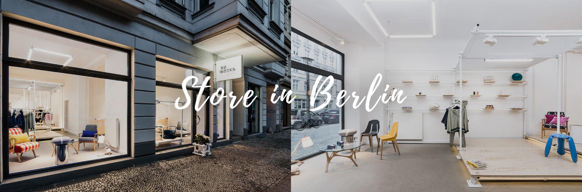 No Wodka Concept Store Laden Mit Polnischem Design In Berlin
