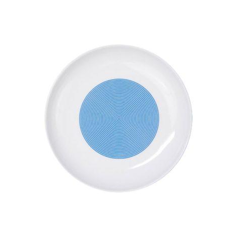 , TELLER 18CM NEW ATELIER   BLAU - newatelier blue talerz płytki 18 470x470