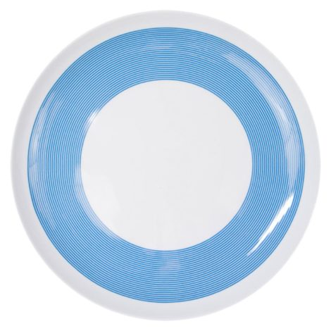 porcelain_and_ceramics, plates, interior-design, PLATE 27CM NEW ATELIER | BLUE - newatelier blue talerz27 470x470