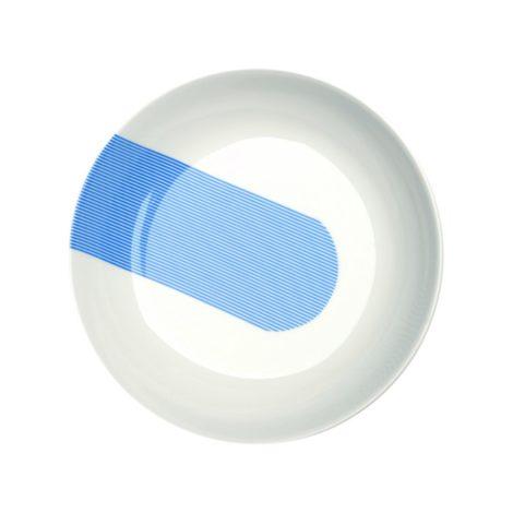porcelain_and_ceramics, sale-en, plates, interior-design, SOUP PLATE NEW ATELIER | BLUE - newatelier blue talerzgleboki 470x470