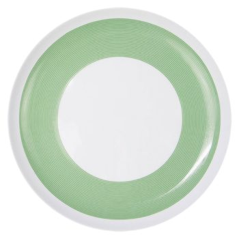 porcelain_and_ceramics, plates, interior-design, PLATE 27CM NEW ATELIER | GREEN - newatelier green talerz płytki 27 350x350