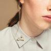 jewellery, pins-en, PIN MOUNTAIN HARE IN WINTER - IMG 2764p 100x100