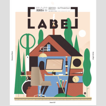 , LABEL ISSUE #27 - Label27 350x350