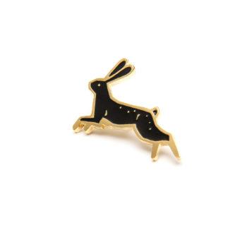 jewellery, pins-en, PIN MOUNTAIN HARE IN WINTER - MG 1658 350x350