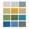 sessel, mobel, wohnen, fussbaenke, FUßBANK FOX | WOOL - 366 Concept Wool Collection 100x100