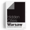 paper-goods, postcards-and-greeting-cards, PHOTO SET HIDDEN CITIES: WARSAW - Cover1 HiddenCities Warsaw Zupagrafika 100x100