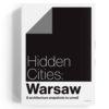 postkarten-und-grusskarten, papierartikel, FOTOSET HIDDEN CITIES: WARSAW - Cover1 HiddenCities Warsaw Zupagrafika 100x100
