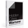 paper-goods, postcards-and-greeting-cards, PHOTO SET HIDDEN CITIES: WARSAW - Cover HiddenCities warsaw Zupagrafika 100x100