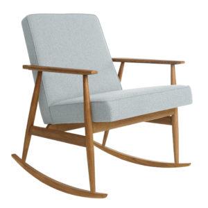 , Fox Rocking Chair TWEED Mentos Dark Oak - Fox Rocking Chair TWEED Mentos Dark Oak 300x300