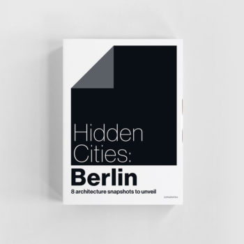 postkarten-und-grusskarten, papierartikel, FOTOSET HIDDEN CITIES: BERLIN - HiddenCities Berlin16 Zupagrafika 350x350