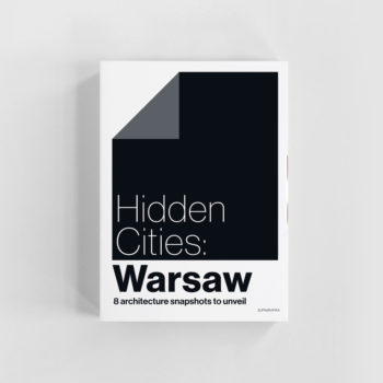 , FOTOSET HIDDEN CITIES: WARSAW - HiddenCities Warsaw16 Zupagrafika 350x350