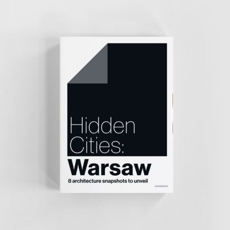 postkarten-und-grusskarten, papierartikel, FOTOSET HIDDEN CITIES: WARSAW - HiddenCities Warsaw16 Zupagrafika 470x470