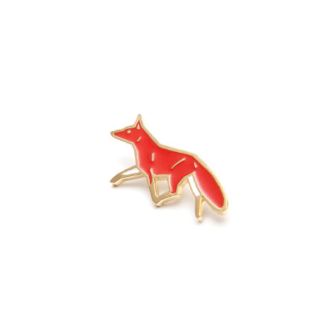 schmuck, pins, PIN ROTER FUCHS - MG 5015b 470x470