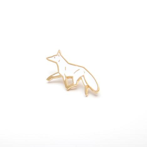 , PIN WHITE FOX - sklep1 470x470