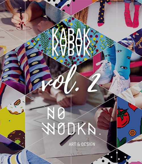 Design your own socks with KABAK – vol. 2