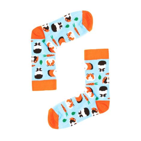bekleidung-en, socks, clothes-accessories, SOCKS GUINEA PIGS - winki morskie 470x470