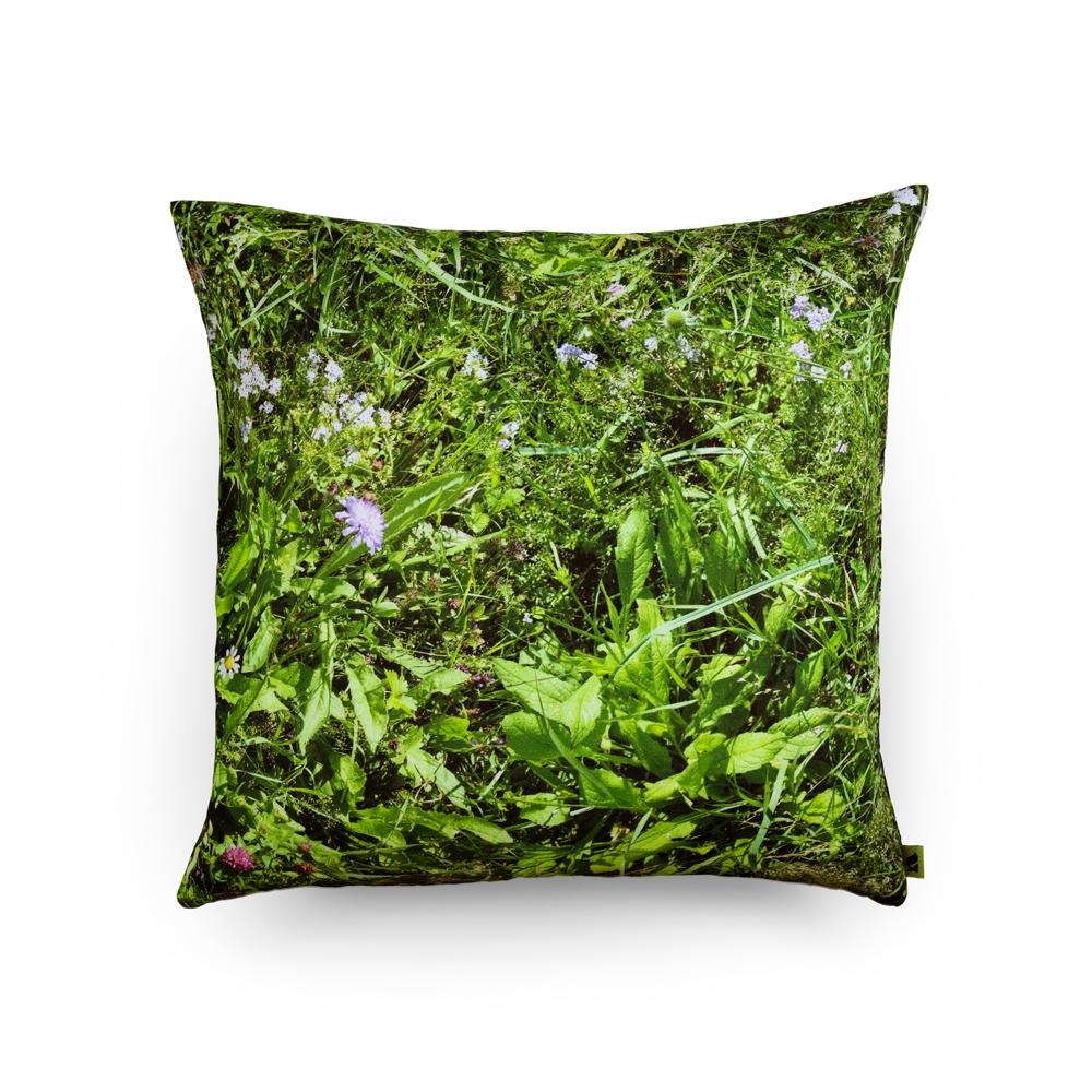 wohntextilien, wohnen, kissen, HAYKA ALPENWIESE KISSEN - Alpine Meadow cushion packshot