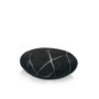 , STONE PILLOW BLACK MARBLE - P2 MB 90x90