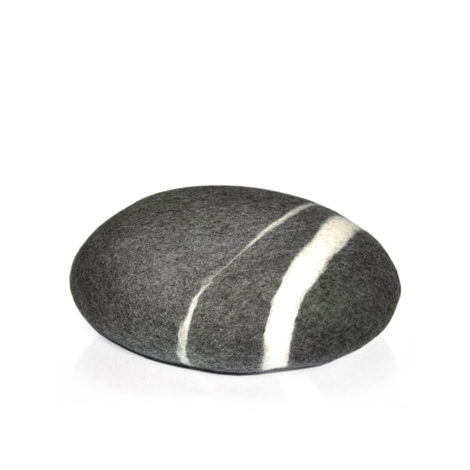 home-fabrics, wedding-gifts, pillows, interior-design, STONE PILLOW DARK GREY - P3DG 470x470