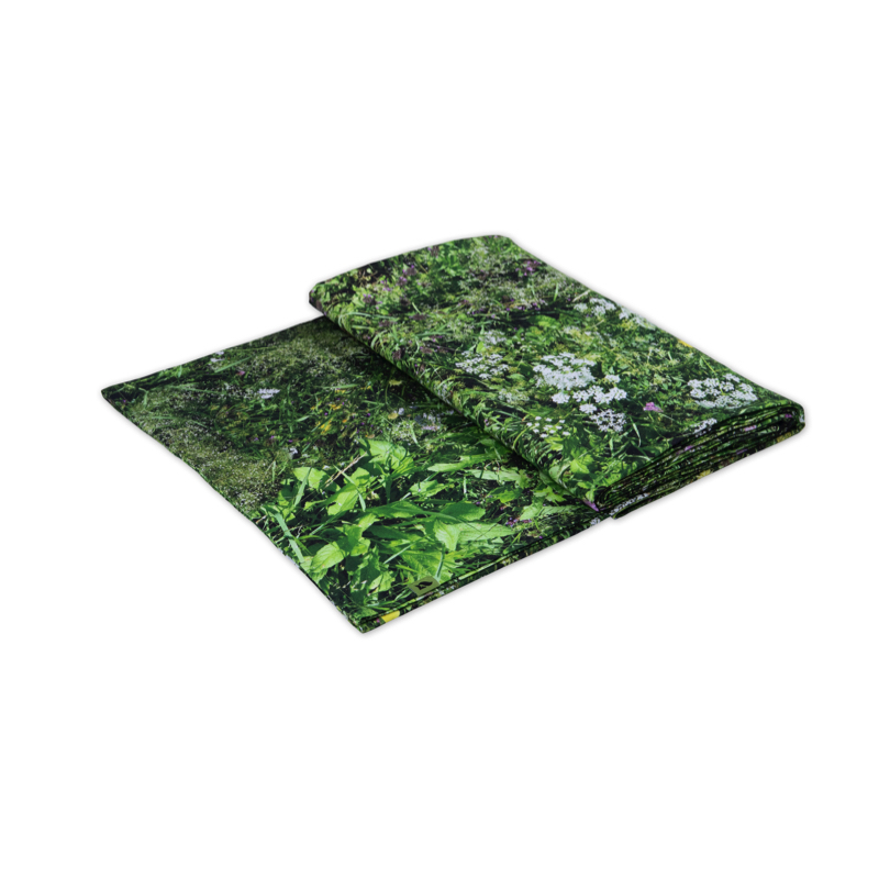 tableclothes, interior-design, home-fabrics, ALPINE MEADOW TABLE CLOTH - tablecloth 1