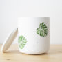 , SCENTED SOY CANDLE MONSTERA - QY1C0013 90x90