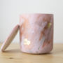 , SCENTED SOY CANDLE PINK MESS - QY1C0019 90x90