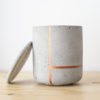 home-accessories, interior-design, candles, SCENTED SOY CANDLE COPPER LINES - QY1C0025 100x100