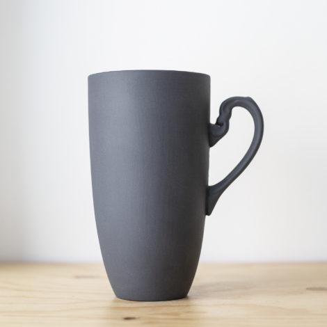 tassen, porzellan_und_keramik, wohnen, TASSE NECTAR GRAPHITGRAU - QY1C0027 470x470