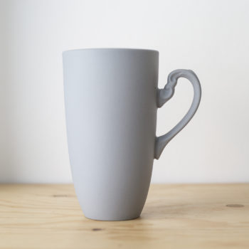 , NECTAR MUG LIGHT GREY - QY1C0029 350x350