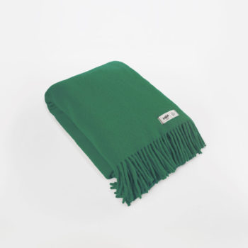 wedding-gifts, interior-design, home-fabrics, decken-und-ueberwuerfe-en, WOOL BLANKET YETI BOTTLE GREEN - YETI green1 350x350