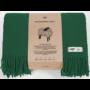 , WOOL BLANKET YETI BOTTLE GREEN - YETI green2 90x90
