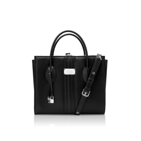 , 1.6 BLACK APPLE TOTE BAG - big 1.6 Midnight Black Apple 470x470