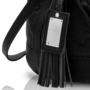 , 2.5 PINATEX MIDNIGHT BLACK BUCKET BAG - big 2 90x90