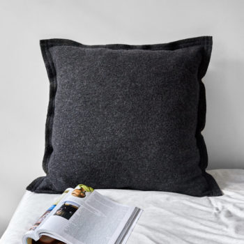 pillows, interior-design, home-fabrics, CUSHION GREAT ANTHRACITE - 2996 moyha cushion great anthracite 4 350x350