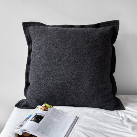 wohntextilien, wohnen, kissen, KISSEN GREAT ANTHRAZIT - 2996 moyha cushion great anthracite 4 470x470