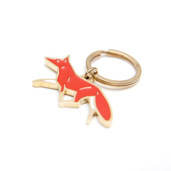 , KEY CHAIN RED FOX - MG 4505 350x350
