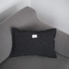home-fabrics, pillows, interior-design, CUSHION WELL ANTHRACITE - QY1C1881 100x100