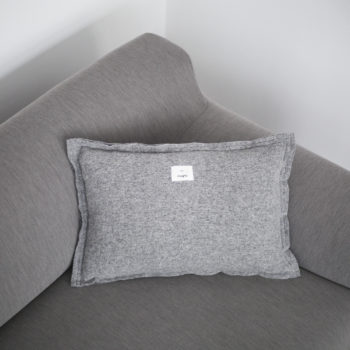 , CUSHION WELL GREY - QY1C1882 350x350