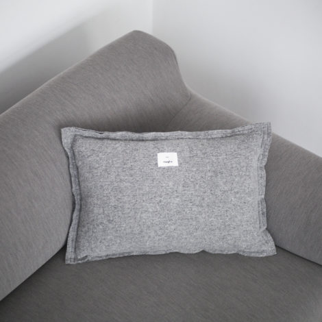 home-fabrics, pillows, interior-design, CUSHION WELL GREY - QY1C1882 470x470