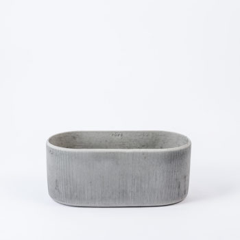 , FLOWER POT QUUS GREY - QUUS GRAY 350x350