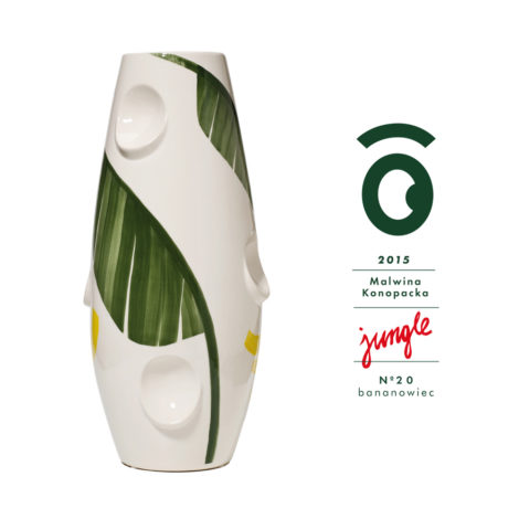 vases, porcelain_and_ceramics, wedding-gifts, interior-design, VASE OKO JUNGLE 20 - wazonyJUNGLE 20 470x470
