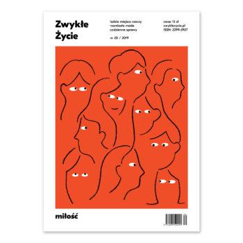zum-lesen, magazine-magazine-und-buecher, lifestylen-de, ZWYKŁE ŻYCIE NR 21 - ZŻ20 350x350