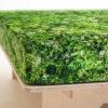 wohntextilien, wohnen, spannbettlacken, hochzeitsgeschenke, HAYKA ALPENWIESE SPANNBETTLAKEN - alpin meadow sheet00001 100x100
