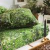 wohntextilien, wohnen, spannbettlacken, hochzeitsgeschenke, HAYKA ALPENWIESE SPANNBETTLAKEN - alpin meadow sheet00002 100x100