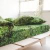 wohntextilien, wohnen, spannbettlacken, hochzeitsgeschenke, HAYKA ALPENWIESE SPANNBETTLAKEN - alpin meadow sheet00006 100x100