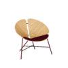 sessel, mobel, wohnen, SESSEL GINKA 1/3 - GINKA 1 3upholstered royal 1 100x100
