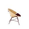sessel, mobel, wohnen, SESSEL GINKA 1/3 - GINKA 1 3upholstered royal 2 100x100